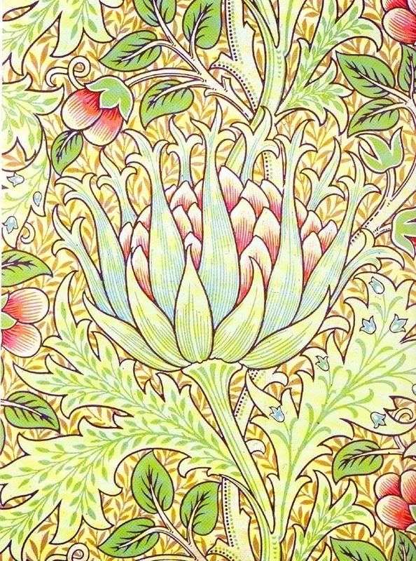 artichokewilliammorrisfabric.jpg 594×800 pixel
