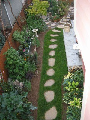 1000 Images About Small Side Yard Samples On Pinterest Side Yards Sidewalk Ideas And Paths