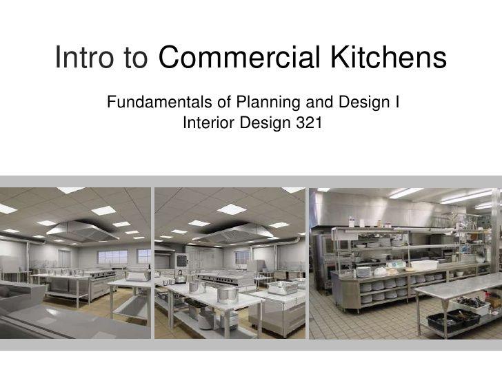 Best Commercial Kitchen Design Ideas On Pinterest Restaurant