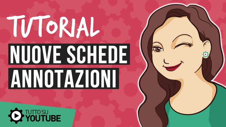 Come mettere LE SCHEDE sui video di YouTube [TUTORIAL] #TuttoSuYoutube #YoutubeMarketing #VideoMarketing