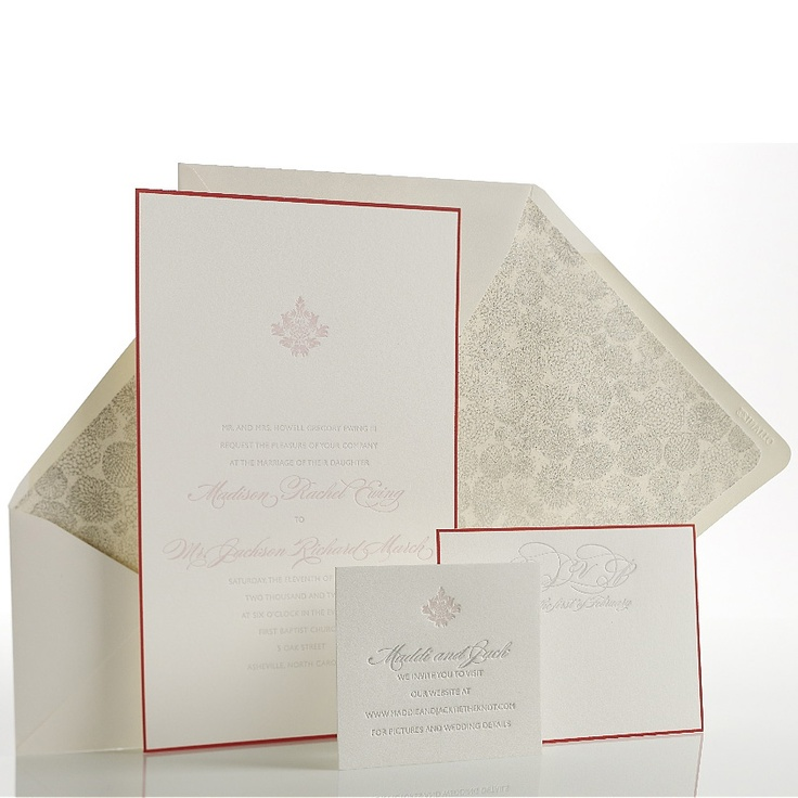 email wedding invitation to work colleagues%0A Stop into The Inviting Place for a complete selection of Bell u    Invito  Couture Invitations