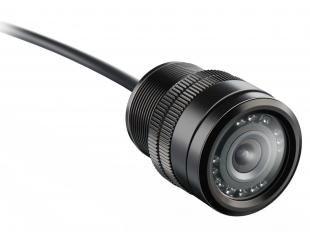 Câmera de Ré com Visão Noturna Multilaser - Ângulo 170º AU002