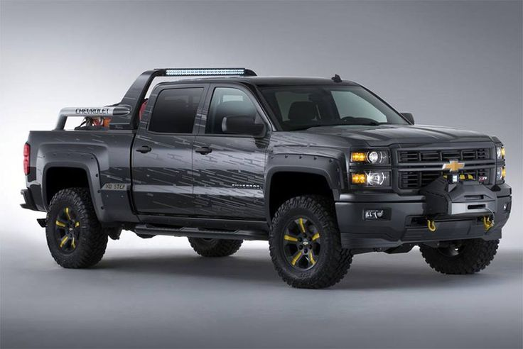 SPECIAL OPS CHEVY