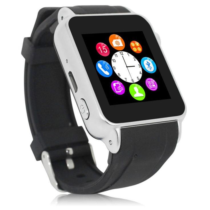 1 stücke Mode Neue Armbanduhren Telefon Digitale Smartwatch-uhr-neue Tf-karte 2 Mt Kamera Gesamte Netzwerk Bluetooth Smart Uhr Drop verschiffen //Price: $US $49.99 & FREE Shipping //     #smartuhren