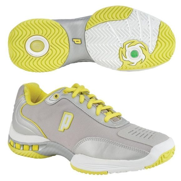 Prince Tennis Shoes Worn twice, but they never fit me. Just like brand new. *BARGAIN SALE* Prince Shoes Athletic Shoes
