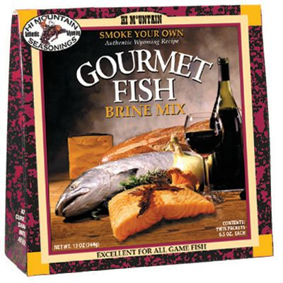 HI MOUNTAIN GOURMET FISH BRINE