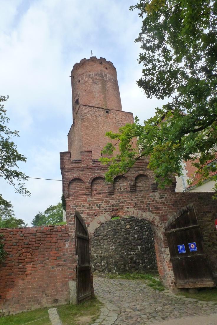 Lagow castle