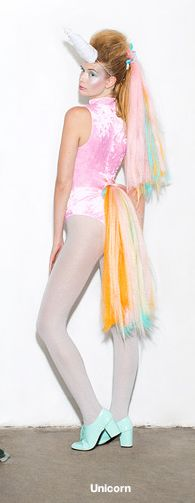 I may have to get this leotard for my #Unicorn costume #AmericanApparel