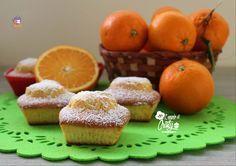 Sono facilissimi da fare e veloci questi muffin frullati all'arancia, bastera' un semplice robot da cucina a lame o uin frullatore !