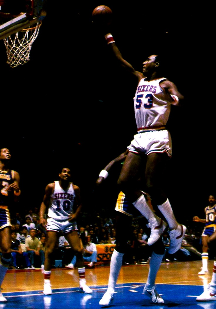 Darryl Dawkins   Playground Idolz   Basketball, Basketball ...
