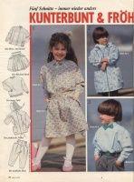 Журнал Neue Mode 1988 08 / БИБЛИОТЕЧКА ЖУРНАЛОВ МОД / Библиотека / МОДНЫЕ СТРАНИЧКИ