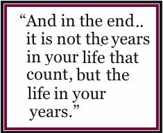 - Abraham Licoln