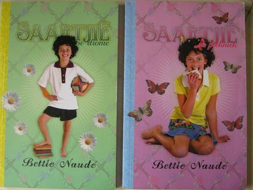 Saartjie | Bettie Naude  Fantasties! Almal gelees...