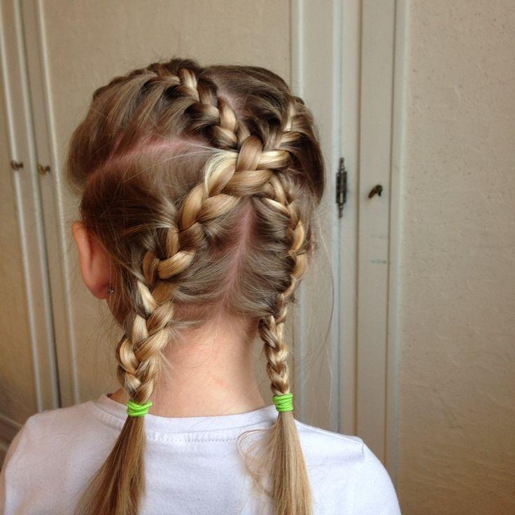 Les 27 meilleures images du tableau coiffure facile petite fille sur pinterest coiffure facile - Coiffure fille simple ...
