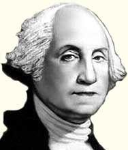 Джордж Вашингтон (George Washington) — американский государственный и военный деятель, первый президент США (1789-1897), командующий армией колонистов в годы Американской революции, председатель Конституционного конвента (1787) - http://to-name.ru/biography/dzhordzh-vashington.htm