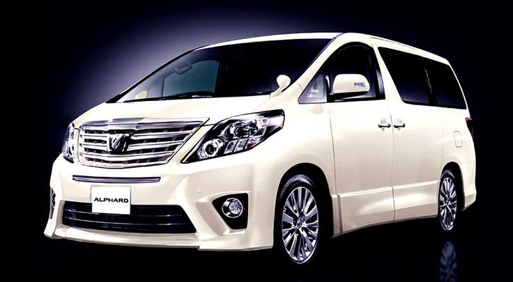 2015 Toyota Alphard Release Date and Price