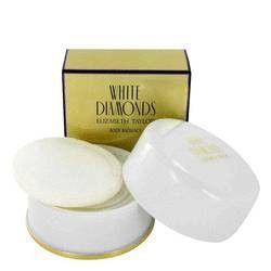 White Diamonds Dusting Powder By Elizabeth Taylor