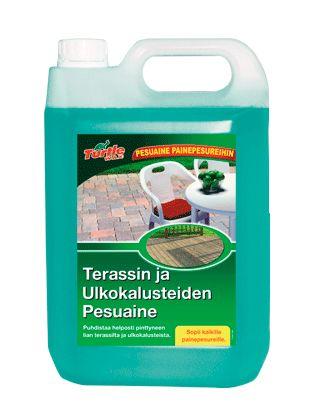 Terassin hoito / puun hoito | Terrace Care / wood care - Helppokäyttöinen ja korkelaatuinen maalauslaite varmistaa nopean ja yksinkertaisen maalaustyön sekä terassin öljyämisen. Aidan, terassin tai kalusteiden pintakäsittely käy maalauslaitteen kanssa leikiten. Virtasenkauppa - Verkkokauppa - Online store.