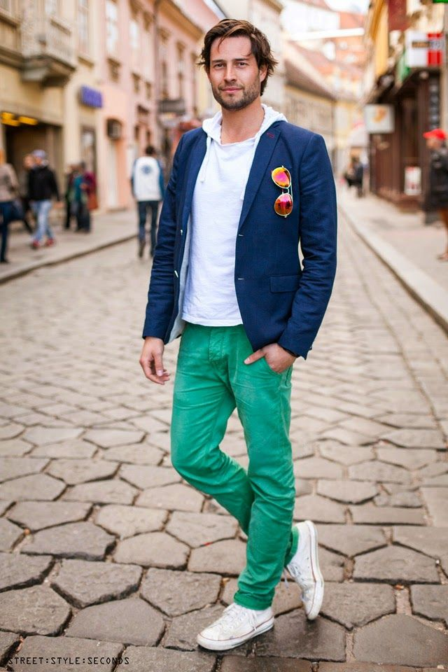 Mirko Vukasović Morrison, guys fashion, muski dnevni stajling, cool clothing styles for guys, chinos, casual pants for men 2014