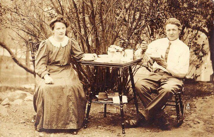 My grand grandparents