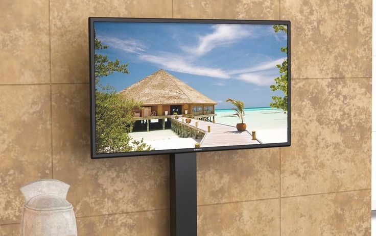 TV Stand Entertainment Media Center Console For Flat Screen 32-50 Vizio Sony TVs