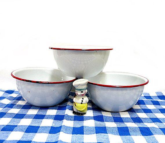 Vintage Kitchen Bowls: 1000+ Images About Vintage Kitchen On Pinterest
