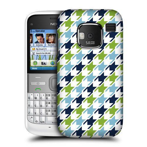 a fashionable #houndstooth case sounds lovely, except I happen to have a black phone... dya reckon it'd work? @Ecell Global