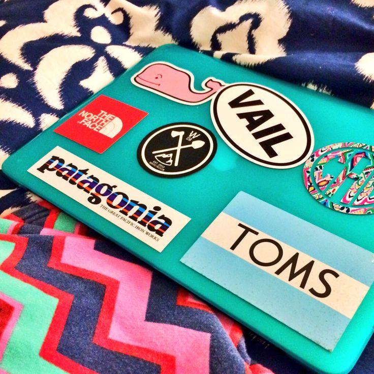 Preppy Car Stickers Preppy stickers on my ...