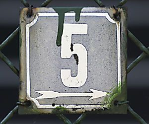 What does your house number mean?