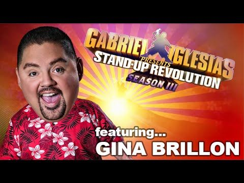 Gina Brillon - Gabriel Iglesias presents: StandUp Revolution! (Season 3)
