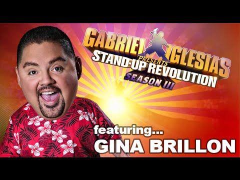 Gina Brillon - Gabriel Iglesias presents: StandUp Revolution! (Season 3)