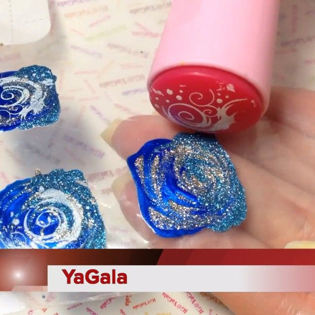 "Video..Press play! Another stamping technique  1) I use @moyou_london stamping plate 12 from Mother Natural collection 2) a plastic zip lock bag 3) @butterlondon ""Scallywag"" / @chinaglazeofficial ""I'm not a lion"" / sinful colors for stamping image / stamper Konad / @glistenandglow1 top coat Happy Friday!  . . Еще одна техника стэмпинга. Для этого я использовала плитку @moyou_london  и лаки намазывала на плотный пакет, можно использовать также и бумагу для запекания в духовке. Всем отлич"