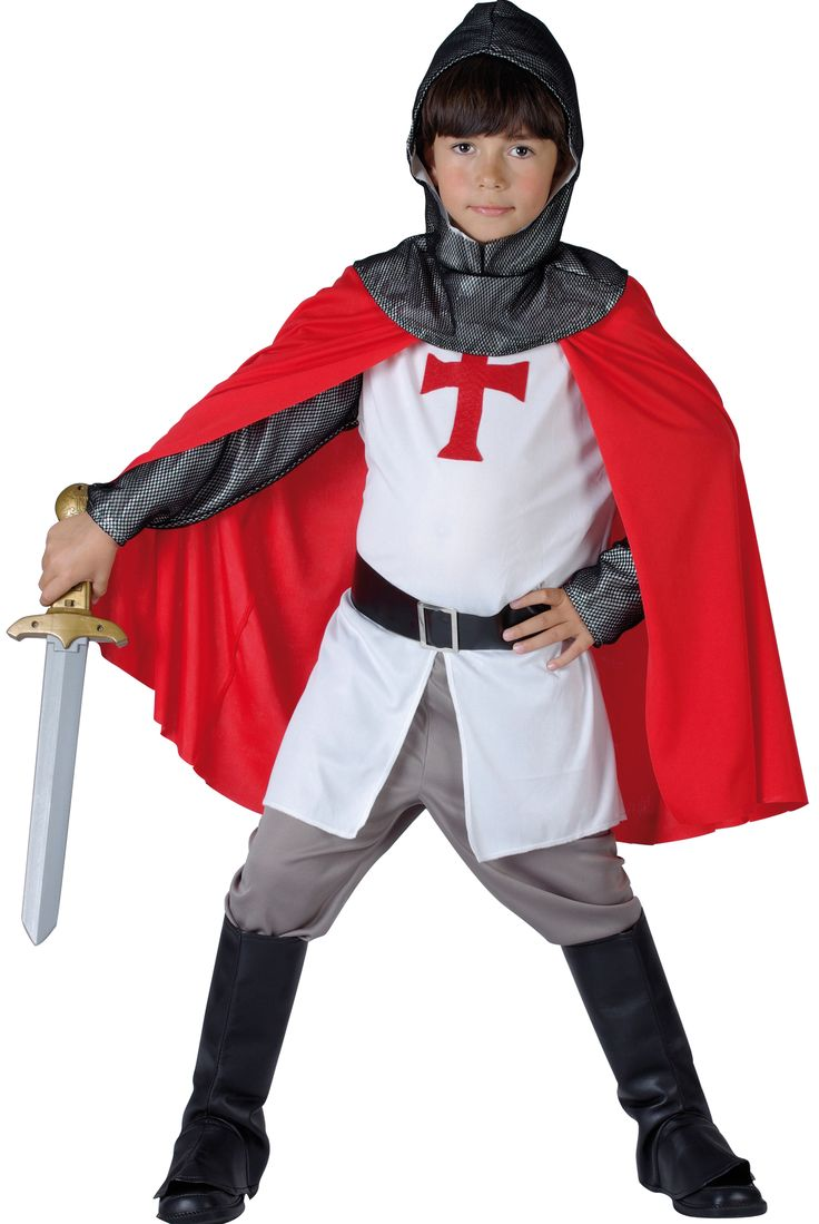 Déguisement chevalier croisé garçon : Deguise-toi,Deguisements enfants