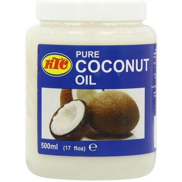 KTC Coconut Multi-Purpose Oil 500 ml ($2.96) ❤ liked on Polyvore featuring beauty products, fillers and accessories