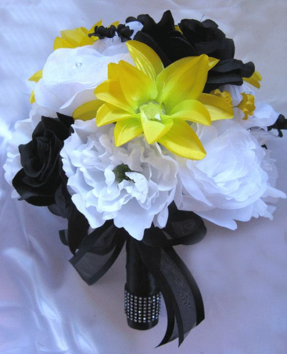 Hey, I found this really awesome Etsy listing at https://www.etsy.com/listing/121636128/free-shipping-wedding-bouquet-bridal