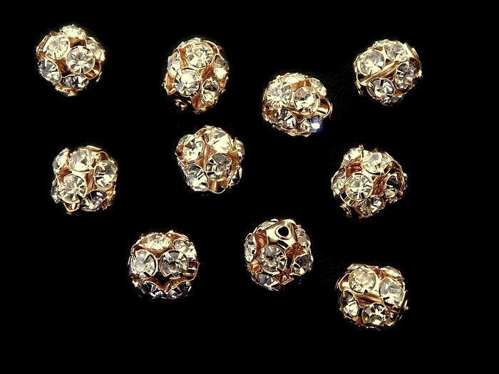 BFO82015 Bola de fuego en chapa de oro 14k, diámetros 10mm, ideal para bisutería fina, precio x gramo $3.20 pesos, precio medio mayoreo (100 gramos)$3.10, precio mayoreo (250 gramos)$3, precio VIP(500 gramos) $2.90 (1 pieza pesa .9 gramos)