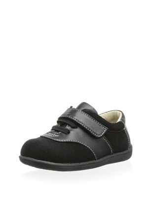 56% OFF See Kai Run Kid's Joshua First Walker (Infant/Toddler) (Black)