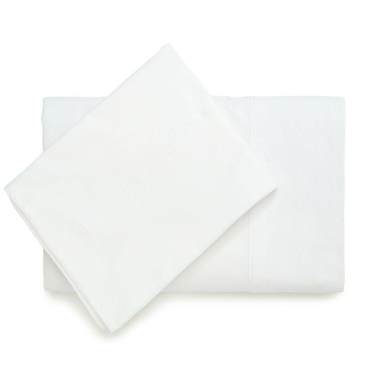Plain Dye 250 Thread Count Sheet Range   Pillow Talk