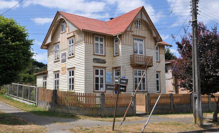 casa Niklitschek, Puerto Octay