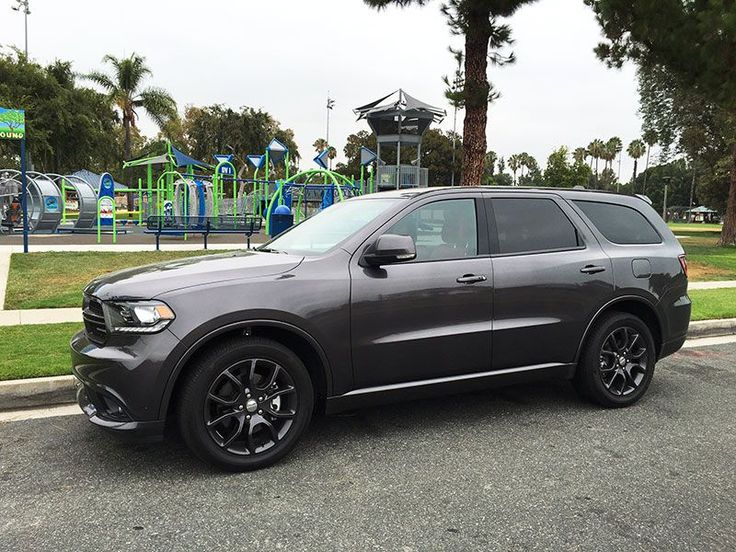 2016 Dodge Durango RT Road Test and Review by Carrie Kim