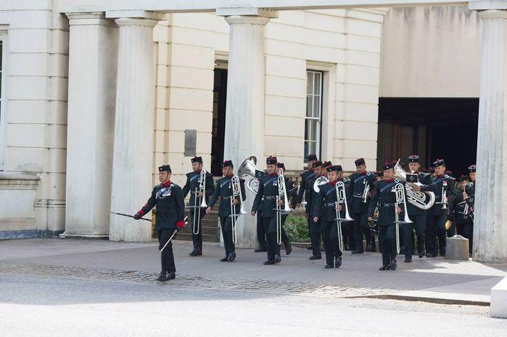 Gurkha RE Public Duties 2015