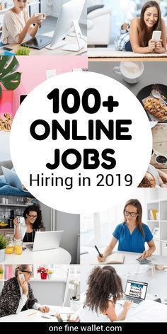Legitimate work from home jobs that are worth your…