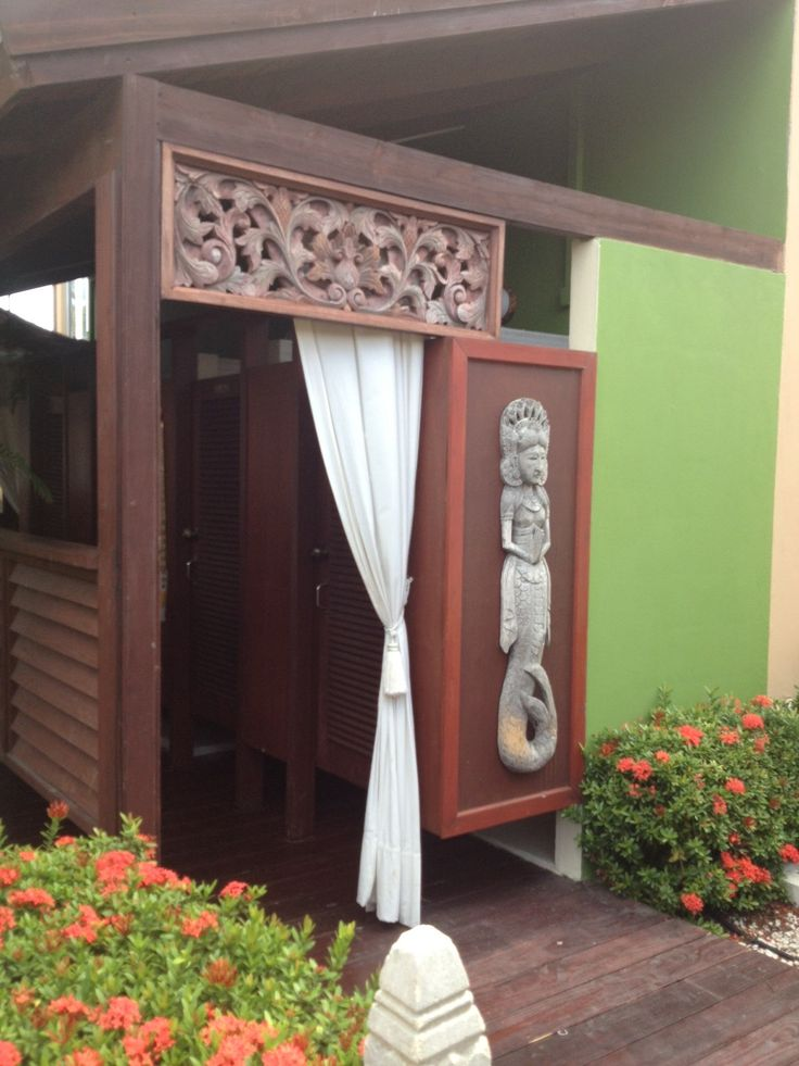 Honeymoon at Manchebo Resort - Aruba would not be complete without a Spa visit