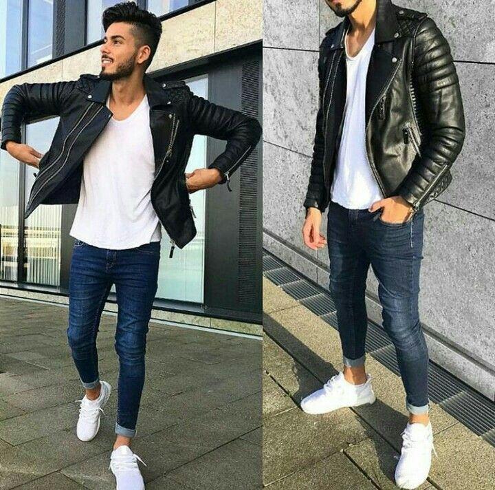 Estilos De Hombres Men Fashion Ropa De Hombre Ropa Informal Hombre Moda Adolescente