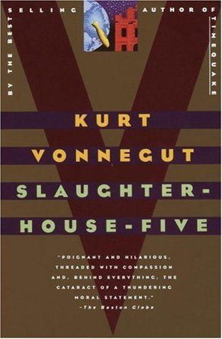 a literary analysis and a comparison of slaughter house 5 by kurt vonnegut and catch 22 by joseph he Slaughterhouse-five kurt vonnegut was a brilliant and slaughter house five review and analysis the impact of war in in catch 22 there are various.