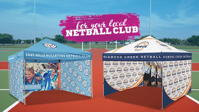 Rejoice Netball Clubs. Now you have a great capability to promote and attract talent.