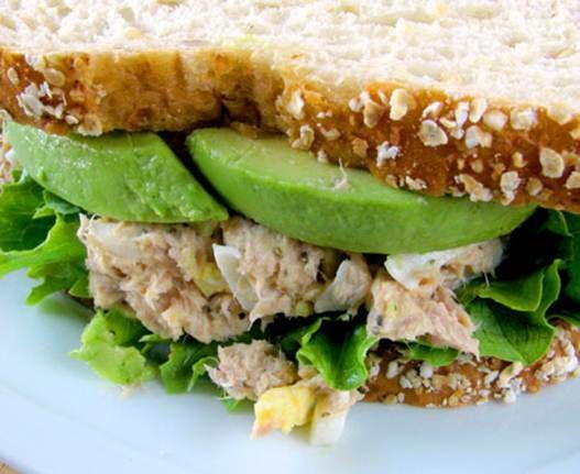 Tuna Salad Sandwiches | Better School Lunches Smarter Generation | Pi ...