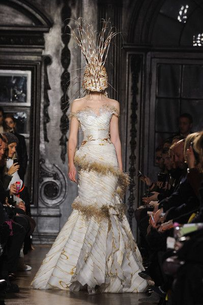 17 best images about giles deacon on pinterest cara for Giles deacon wedding dresses