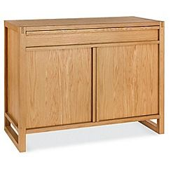 Debenhams - Oak 'Studio' small sideboard