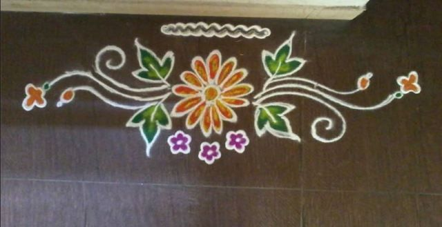 Latest #SmallRangoli Designs, Images, Wallpaper, Video for This #Diwali : - http://www.managementparadise.com/forums/trending/291663-latest-small-rangoli-designs-images-wallpaper-video-diwali.html